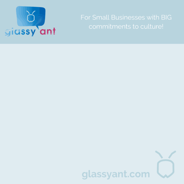 Example SEEK GlassyAnt stand out job post